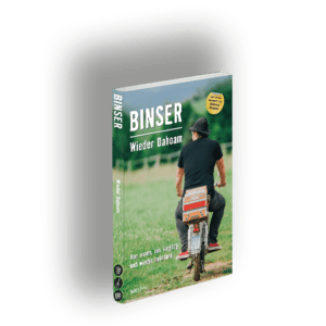 BINSER - Wieder Dahoam (Buch)